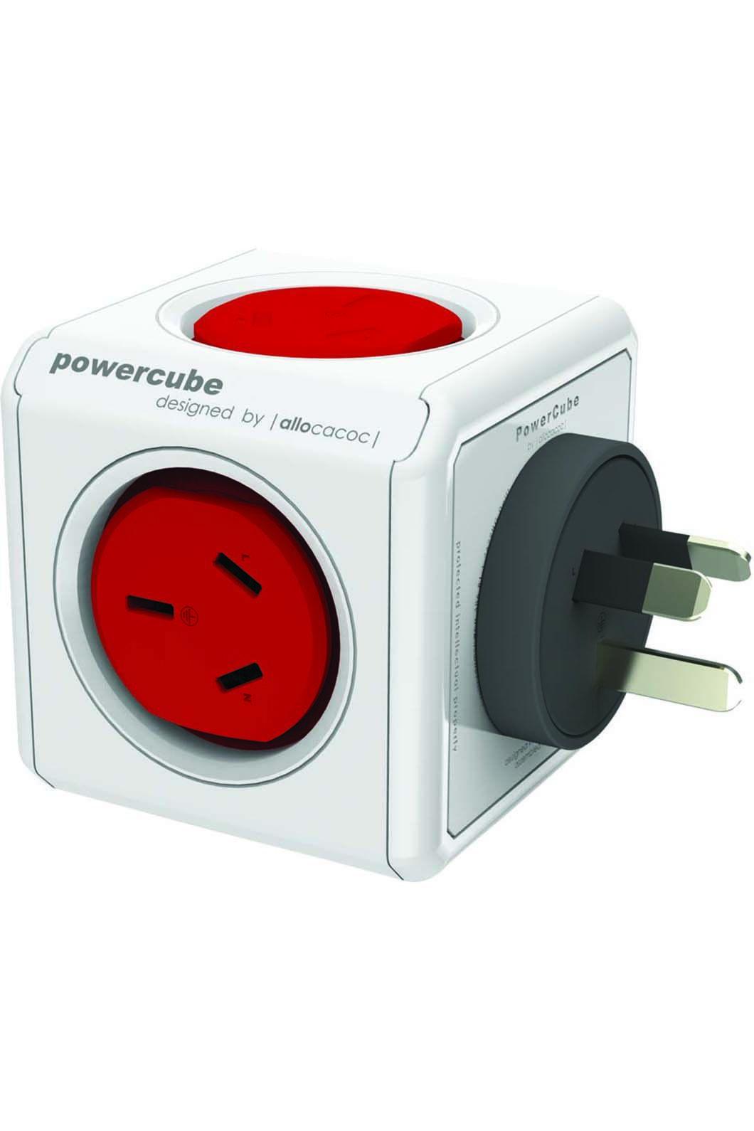 Funtastic Powercube Original, Red, hi-res