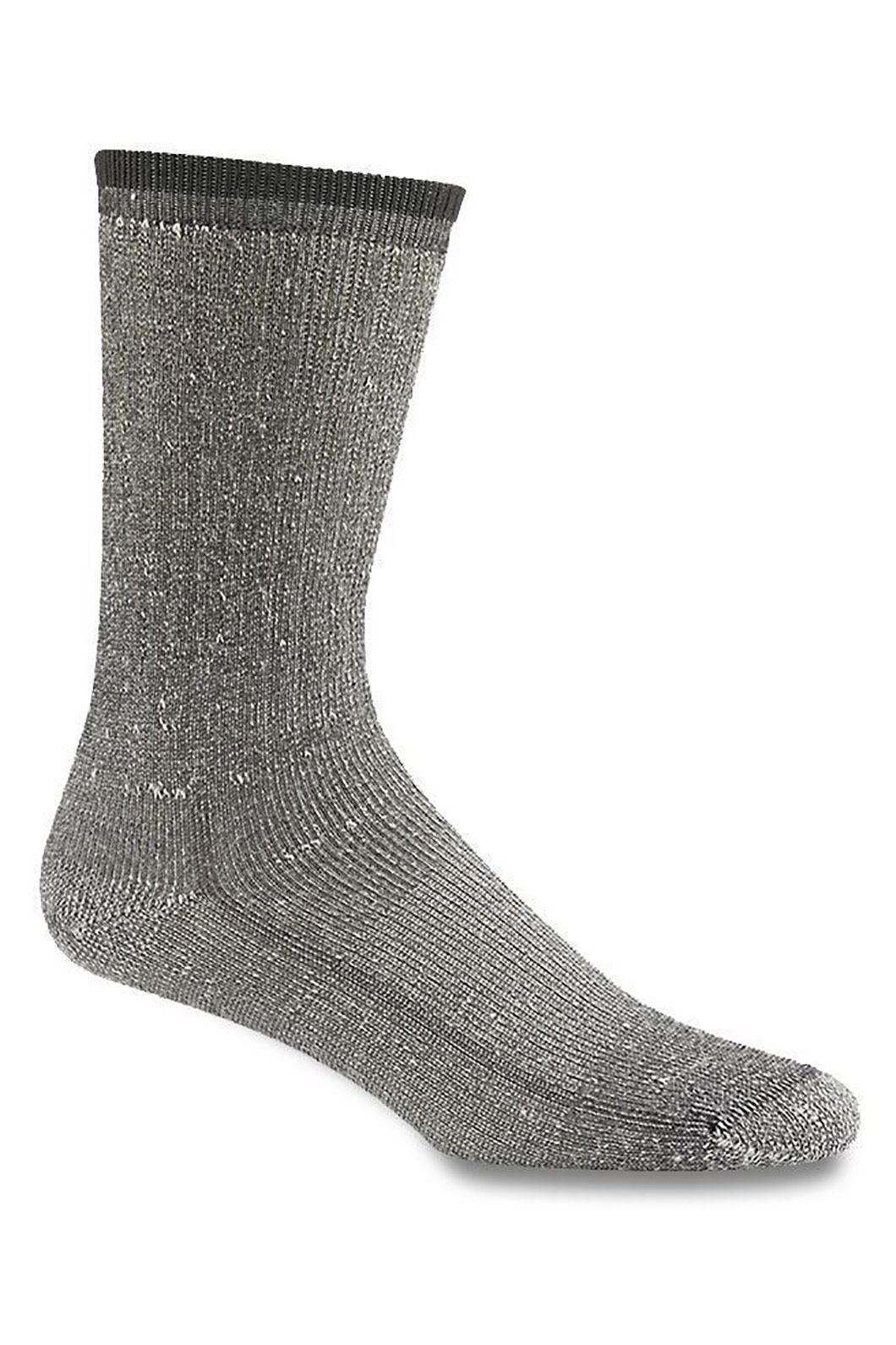 Wigwam Unisex Merino Comfort Hike Socks, Charcoal, hi-res