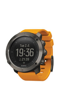 Suunto Traverse Watch, GREY/AMBER, hi-res