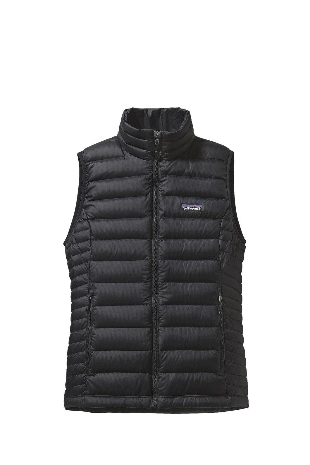 Patagonia Down Sweater Vest — Women's, Black, hi-res