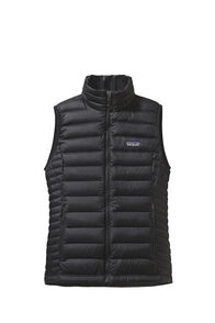 Patagonia Down Sweater Vest — Women's, Black, hi-res