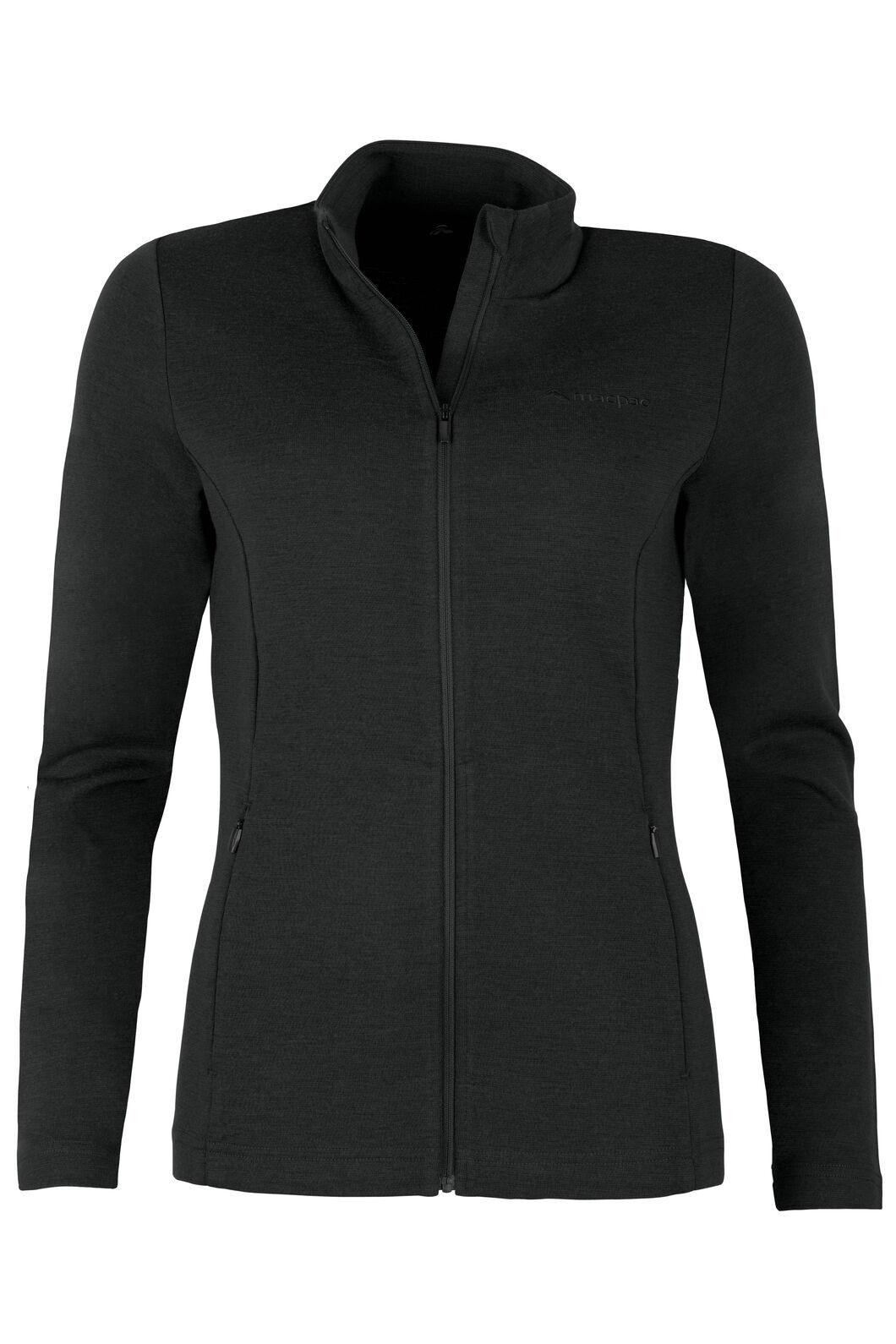 Brunner 390 Merino Jacket - Women's, Black, hi-res