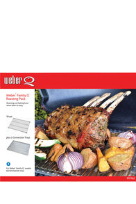Weber Family Q Roasting Pack, None, hi-res