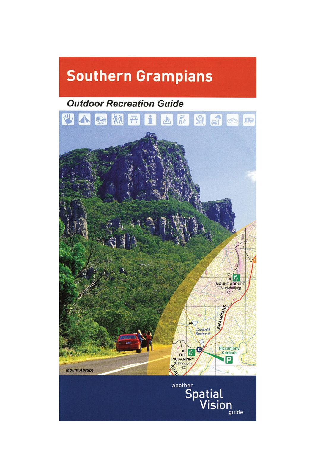 Hema South Grampians Recreation Guide, None, hi-res