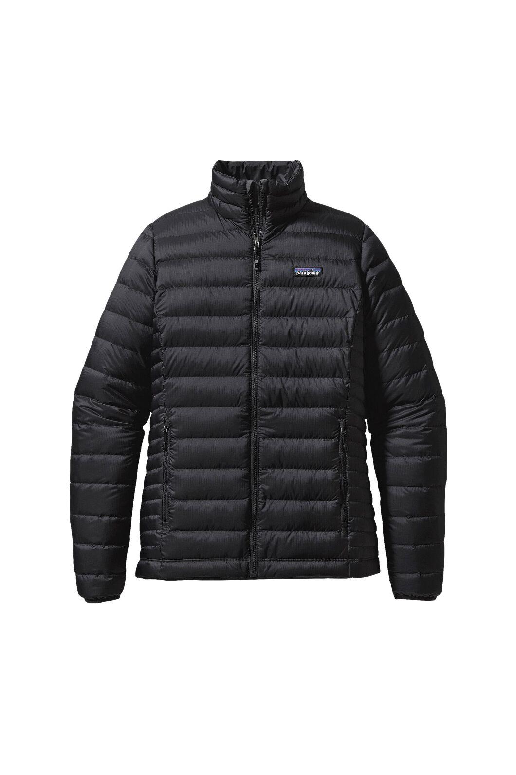 Patagonia Women's Down Sweater Jacket, Black, hi-res