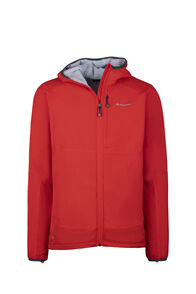 Macpac Pisa Polartec® Hooded Jacket — Men's, Flame Scarlet, hi-res