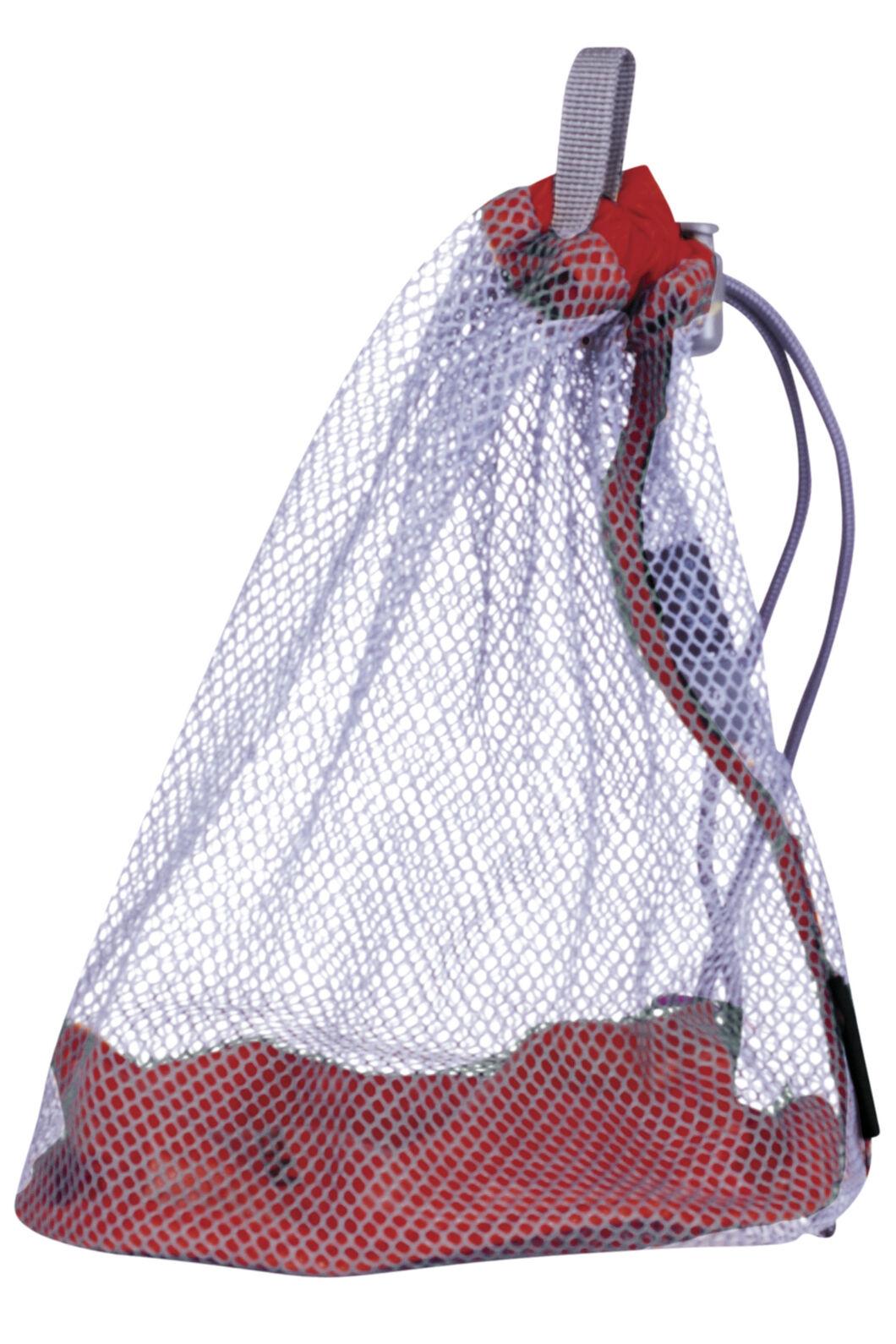 Macpac Mesh Stuff Sack XL, Scarlet Sage, hi-res