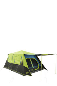 Coleman Instant Up Darkroom Full Fly 10 Person Tent, None, hi-res