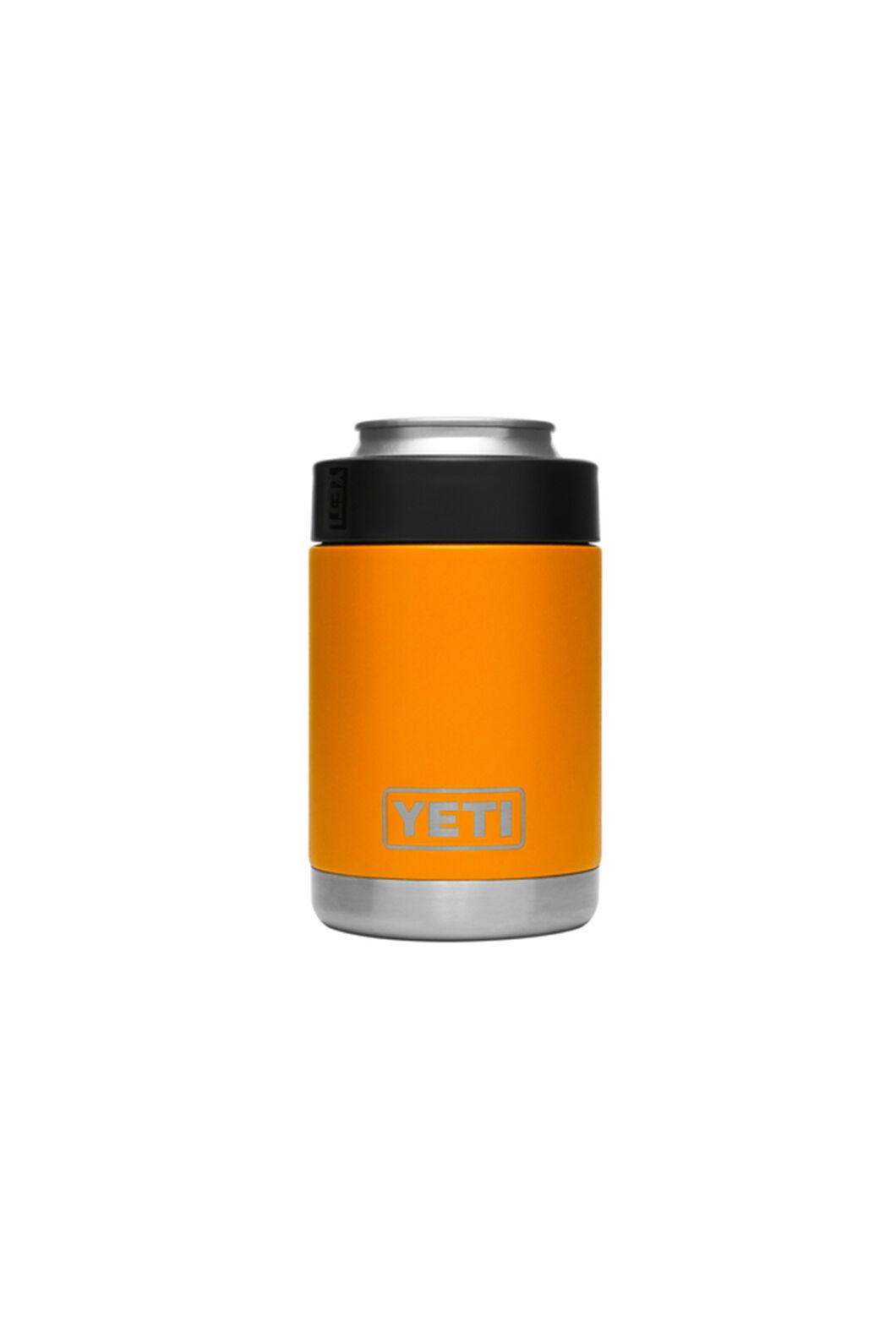 YETI® Rambler Colster Stubby Holder — 12oz, King Crab Orange, hi-res
