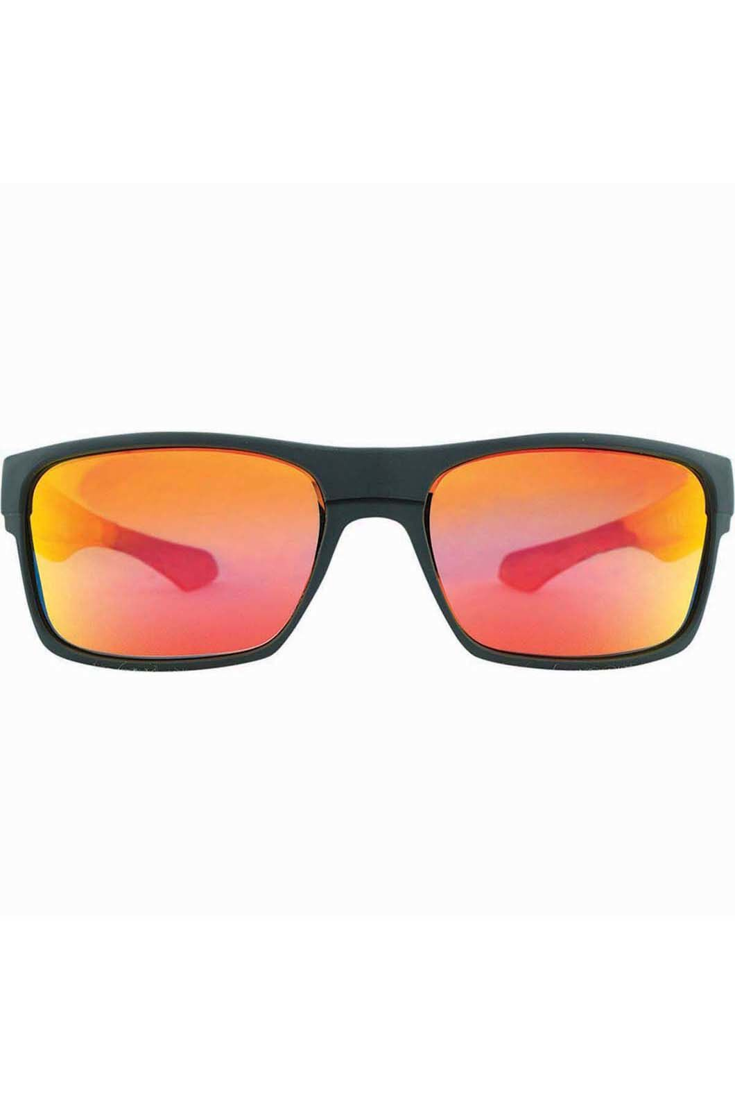 Venture Eyewear Men's Trail Sunglasses, RED/BLACK, hi-res