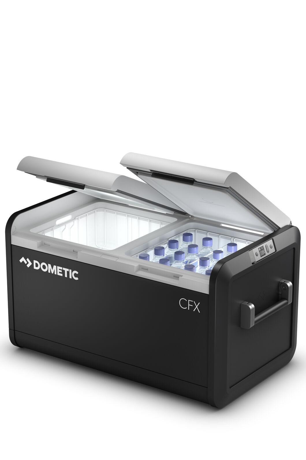 Dometic CFX3 75DZ Fridge/Freezer, Grey, hi-res