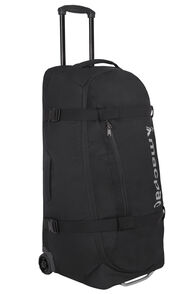 Macpac Global 55L Travel Bag, Black, hi-res