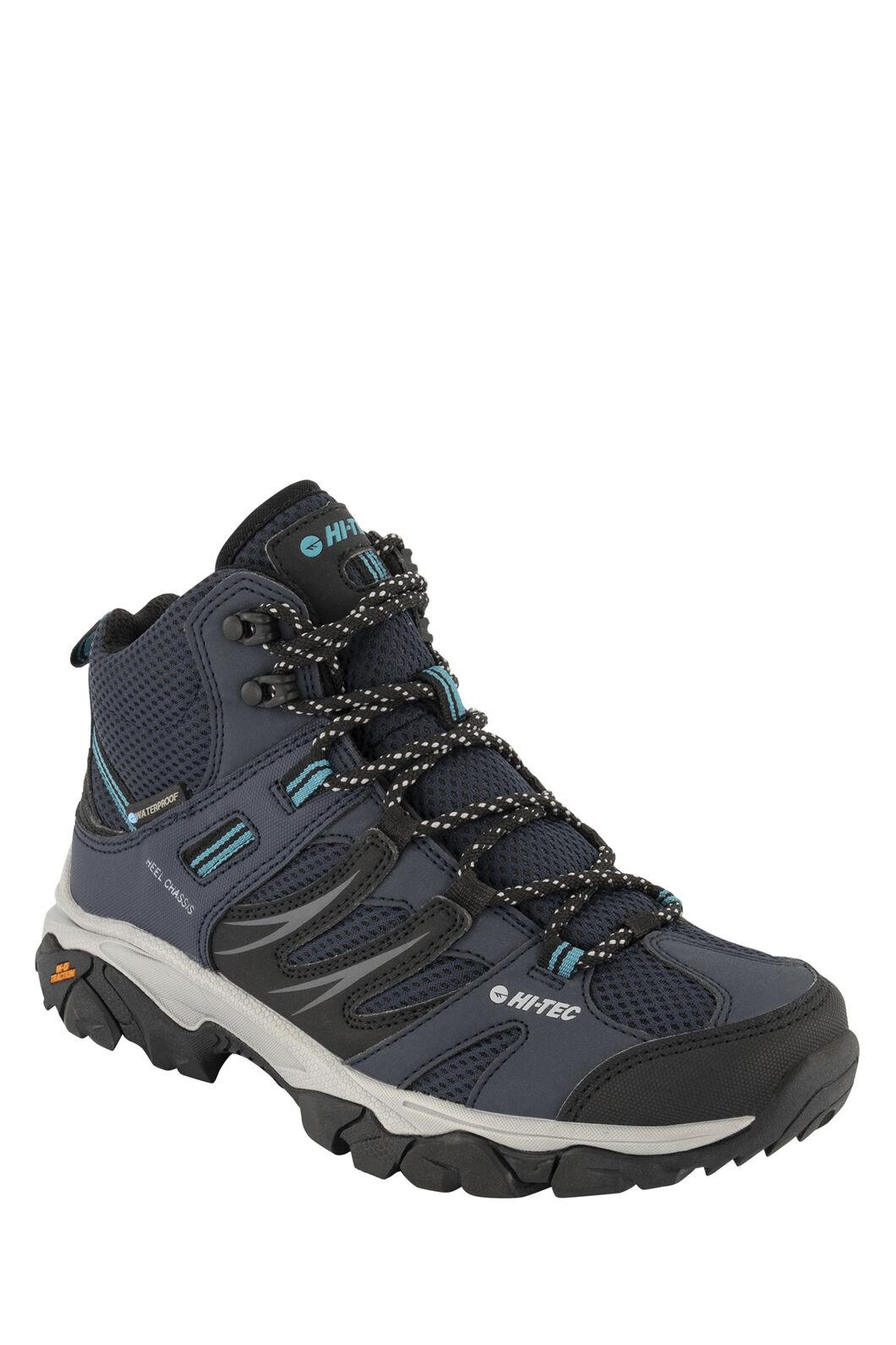 Hi-Tec Women's Tarantula WP Mid Hiking Shoes, Night/Black Navigate, hi-res