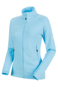 Mammut Aconcagua Mid Layer Jacket - Women's, Lt Blue, hi-res