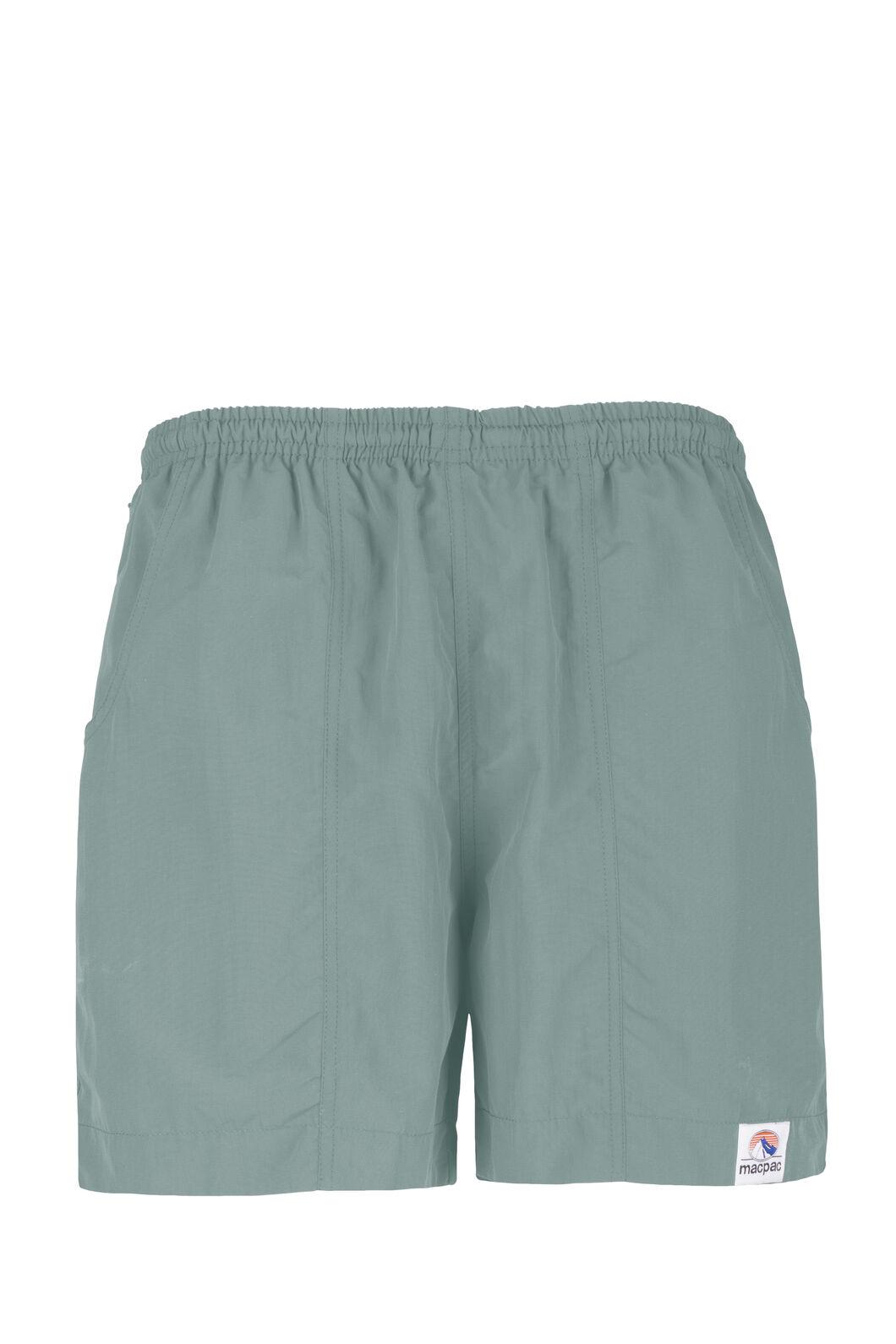 Macpac Winger Shorts — Men's, Stormy Sea, hi-res