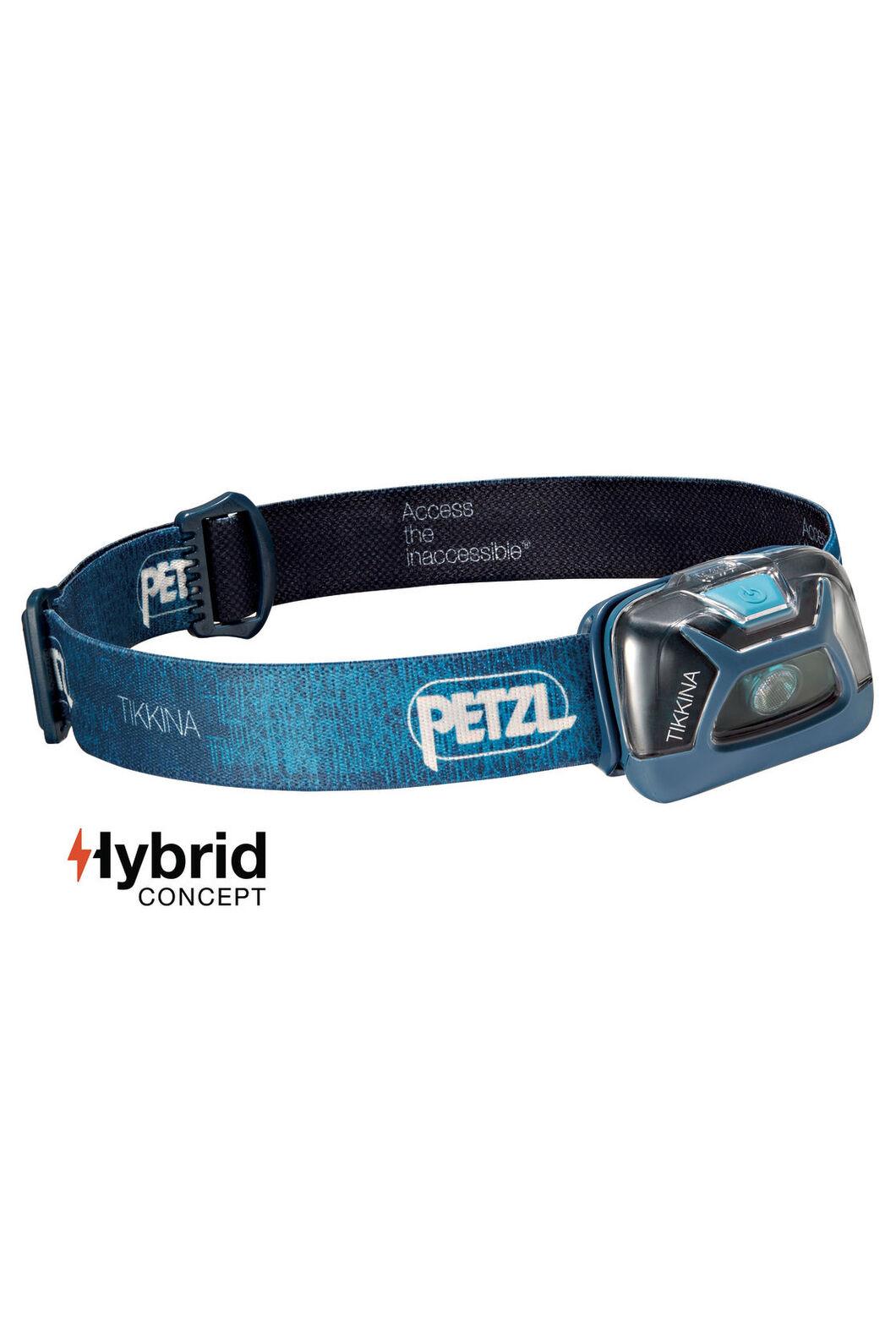 Petzl Tikkina Headlamp, Blue, hi-res