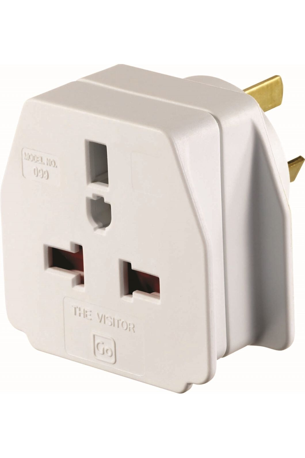 Go Travel Visitor Adaptor Plug, None, hi-res