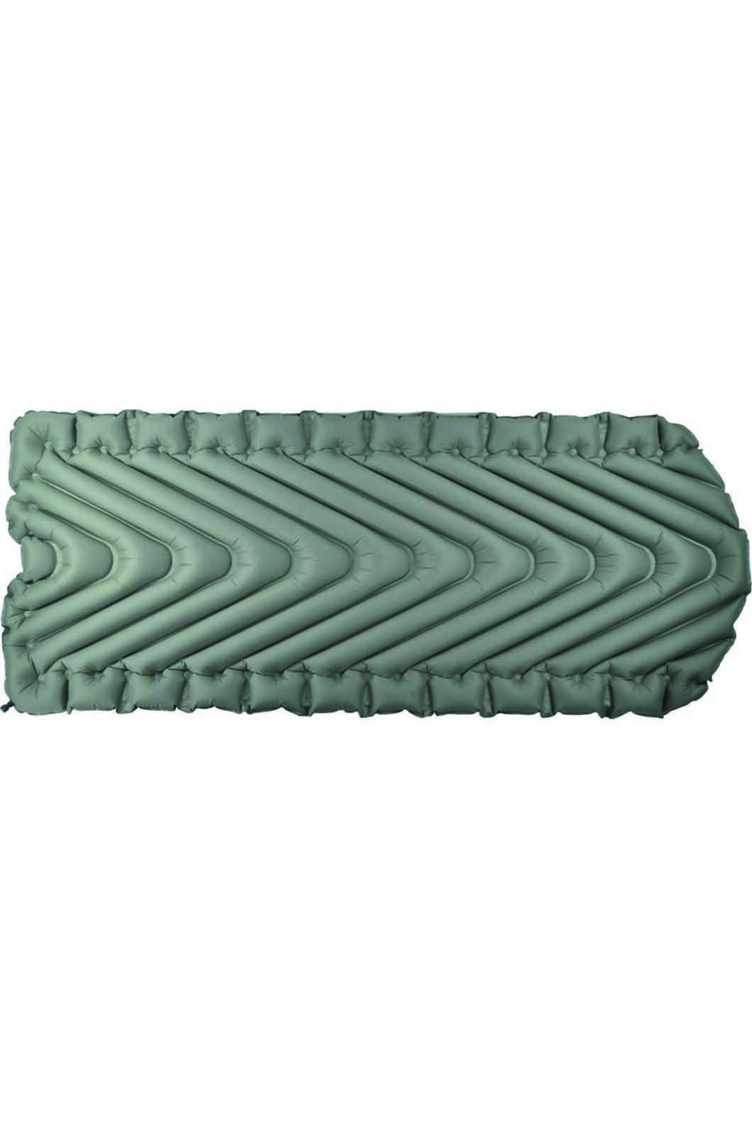 Klymit Static V Luxe Inflatable Mat, None, hi-res