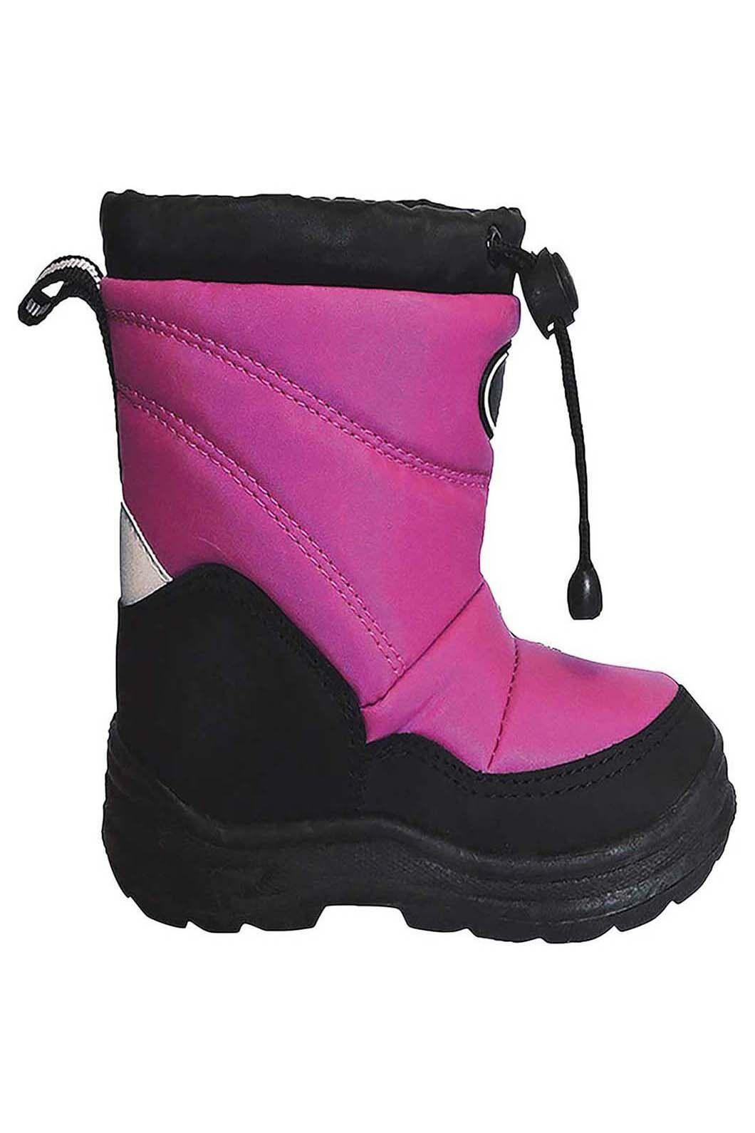 XTM Kids' Puddles Gumboots, Hot Pink, hi-res
