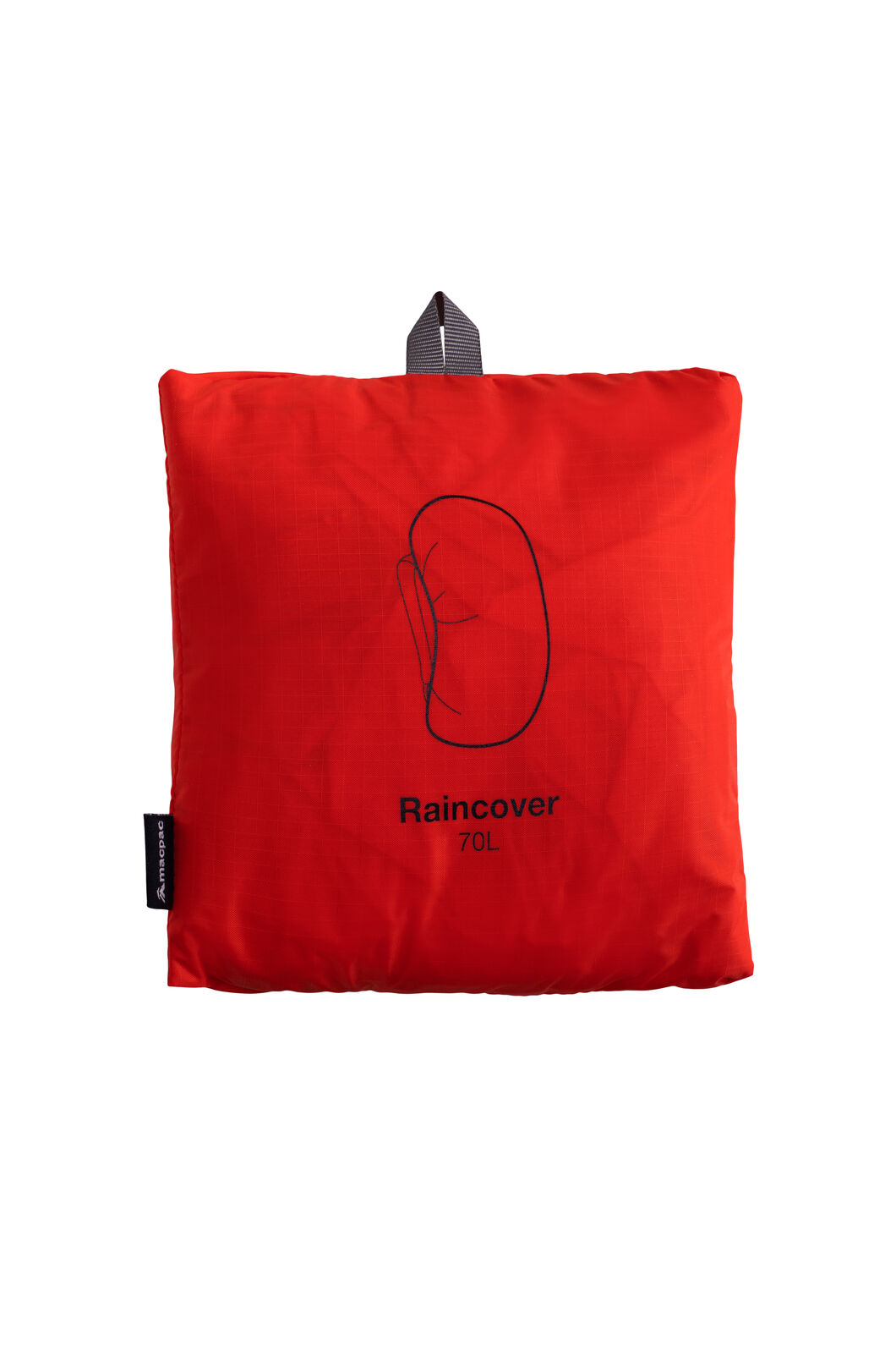 Macpac Pack Raincover — Large, Indicator, hi-res