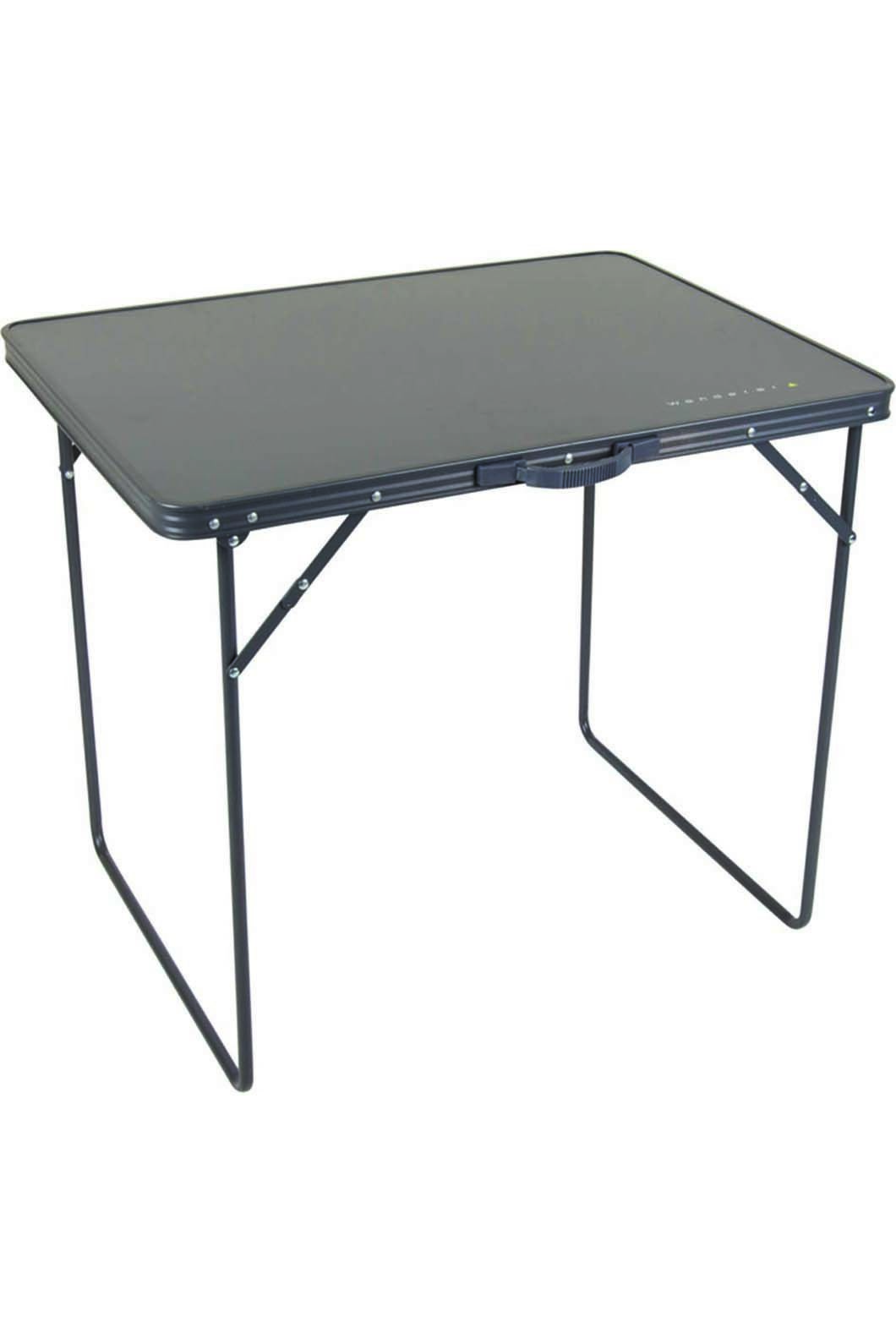 Wanderer Steel Folding Table, None, hi-res