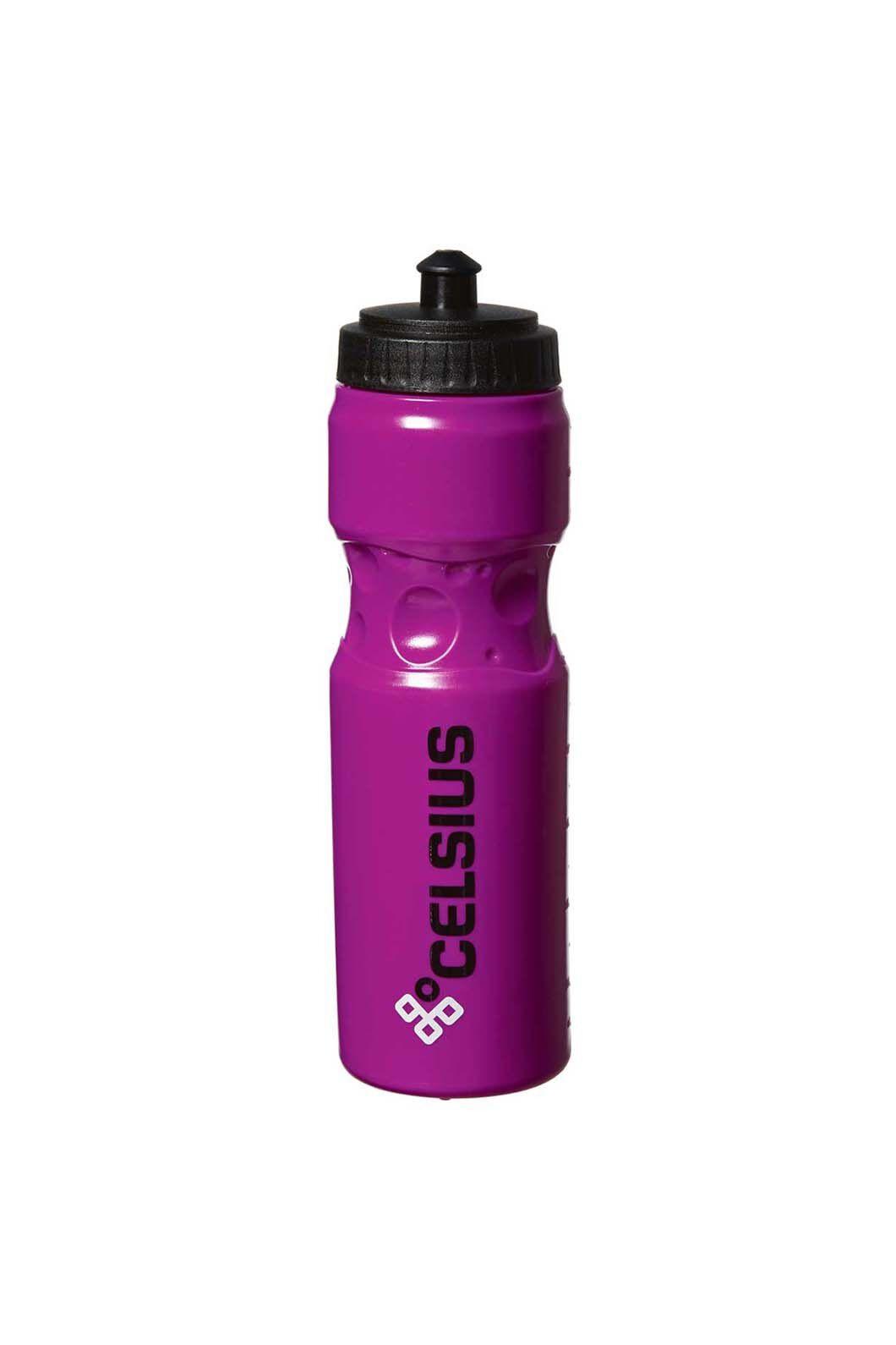 Celsius Squeezable 750ml Water Bottle, GRAPE, hi-res