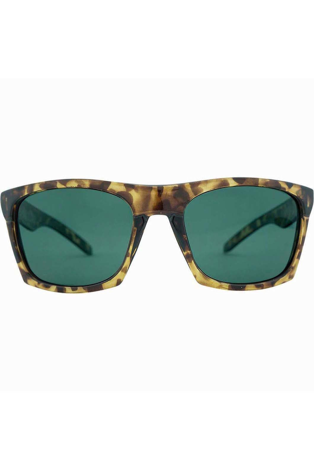 Venture Eyewear Men's Base Camp Sunglasses Matte, DEMI/G15, hi-res