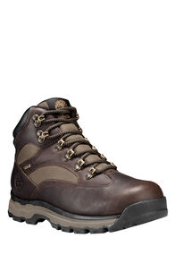 Timberland Chocorua Trail 2.0 WP Hiking Boots — Men's, DARK BROWN FULL-GRAIN, hi-res