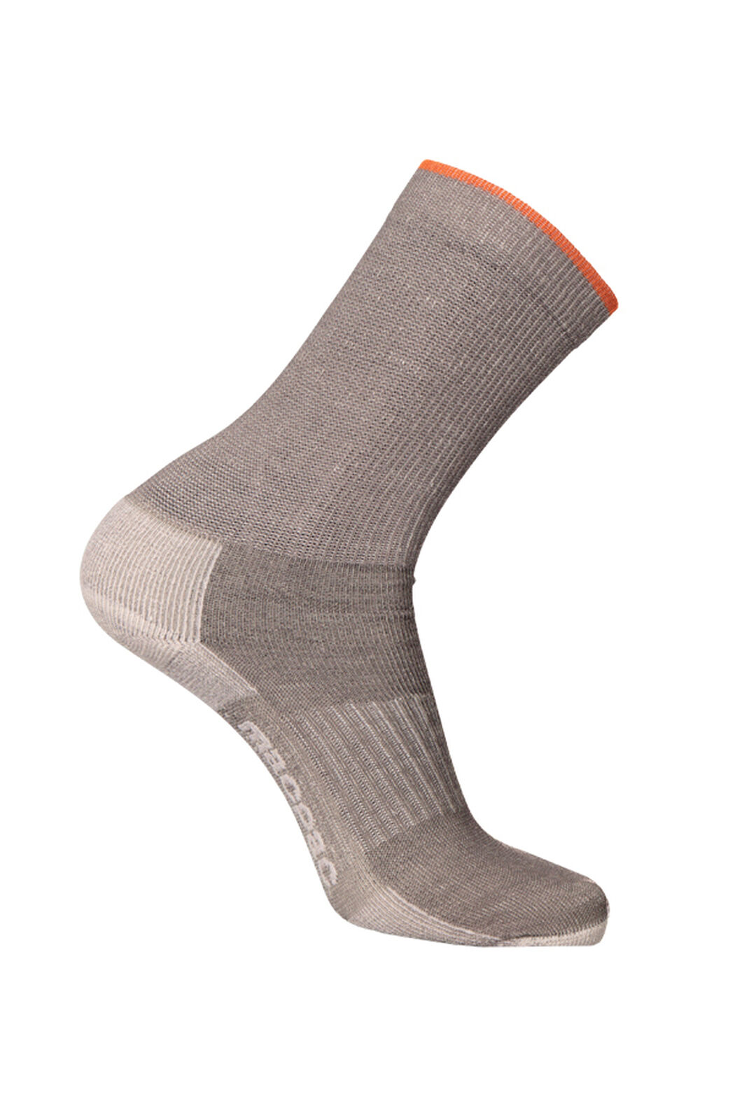 Macpac Light Hiker Socks, Anthracite, hi-res