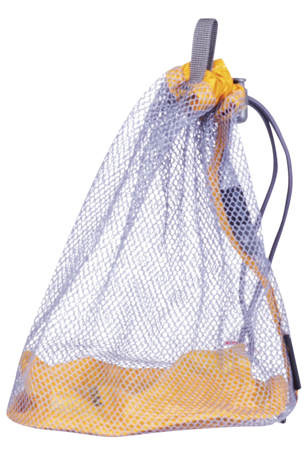 Macpac Mesh Stuff Sack XL, Saffron, hi-res