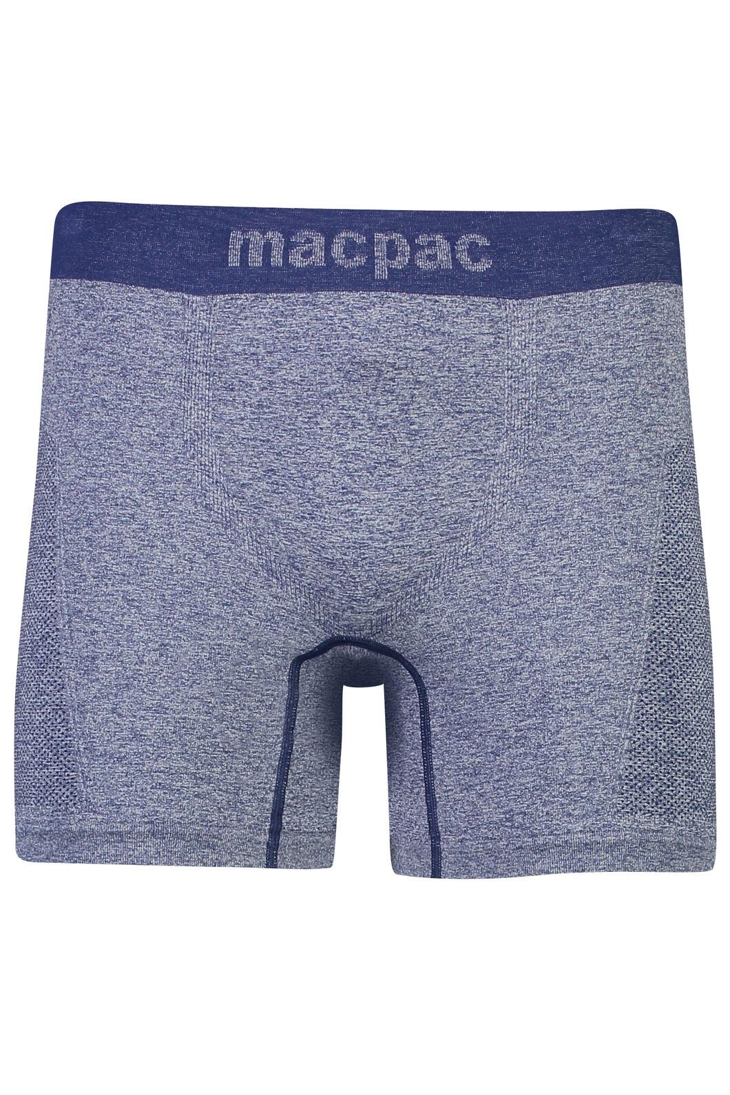 Macpac Limitless Boxers - Men's, Medieval Blue, hi-res