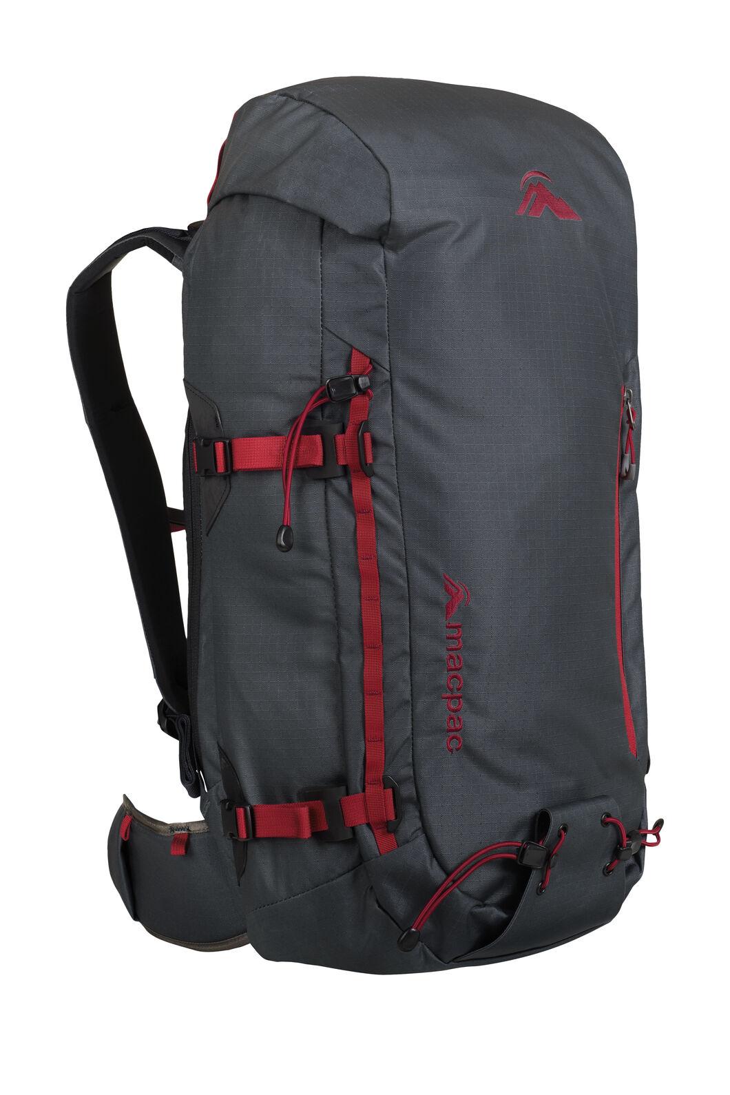 Macpac Huka 34L Ski Pack, India Ink, hi-res