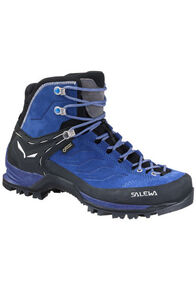 Salewa Mountain Trainer Mid GTX - Women's, Marlin/Alloy, hi-res