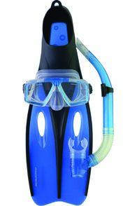 Mirage Adult Quest Snorkelling Set S, None, hi-res