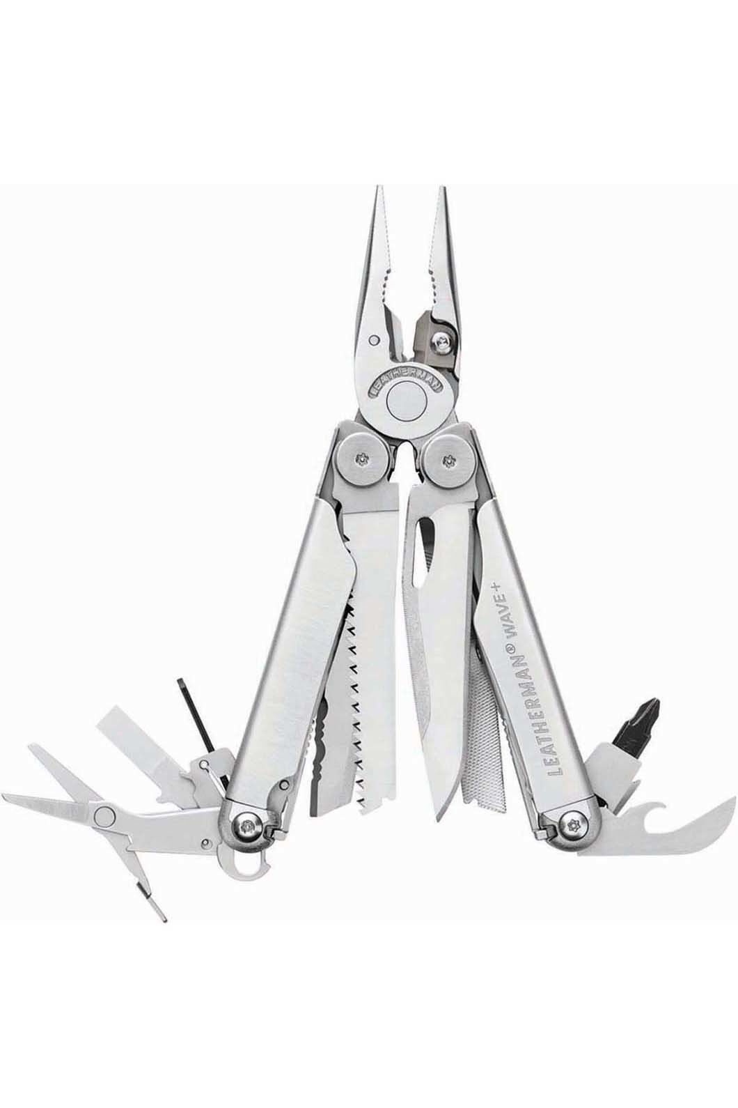Leatherman Wave Pl7 in One Multi-Tool, None, hi-res