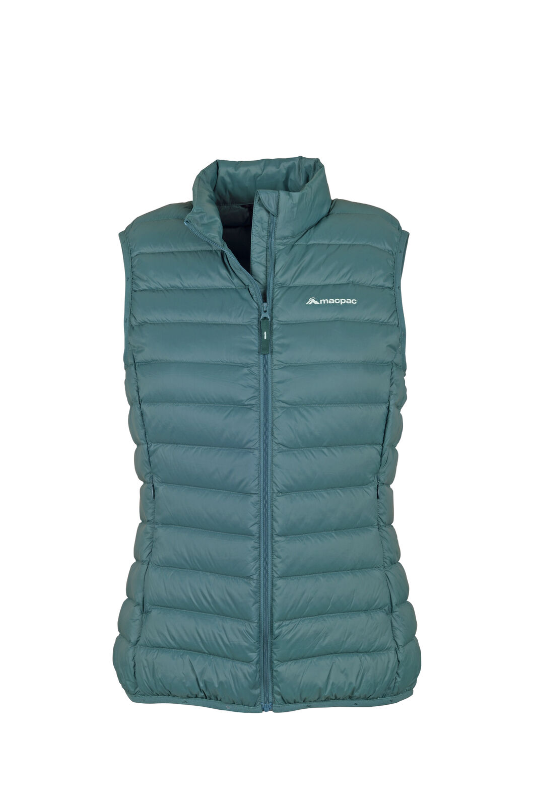 Macpac Uber Light Down Vest - Women's, Bayberry, hi-res