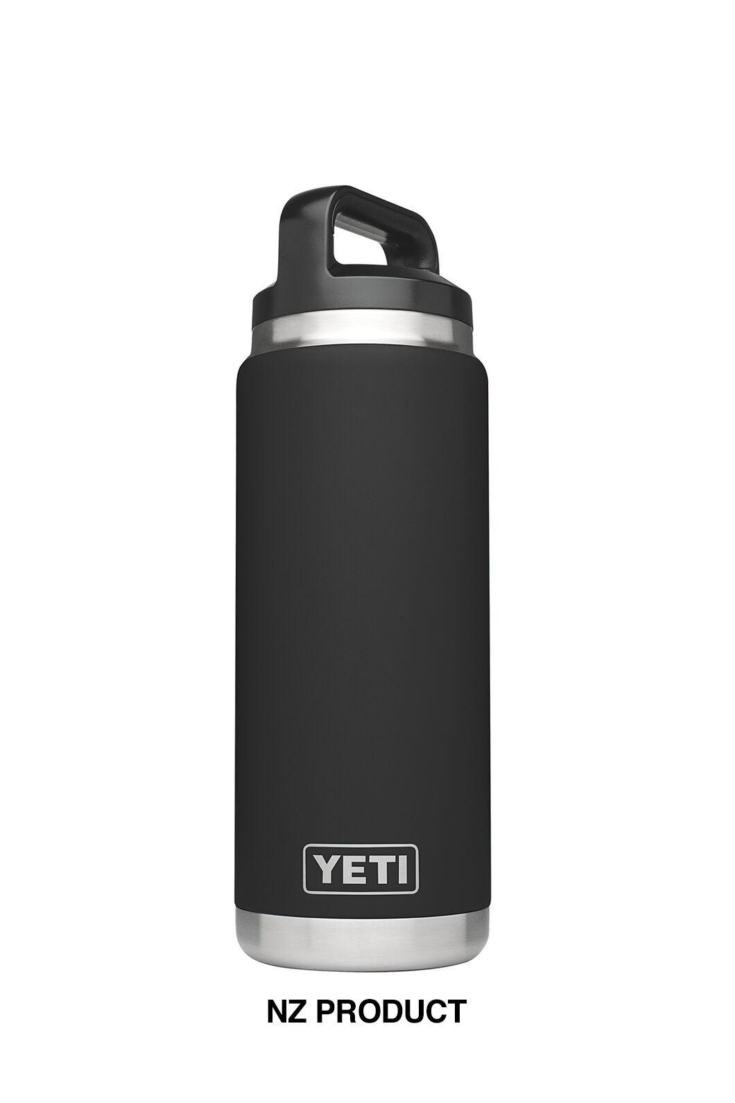 YETI® Rambler Bottle — 26oz, Black, hi-res