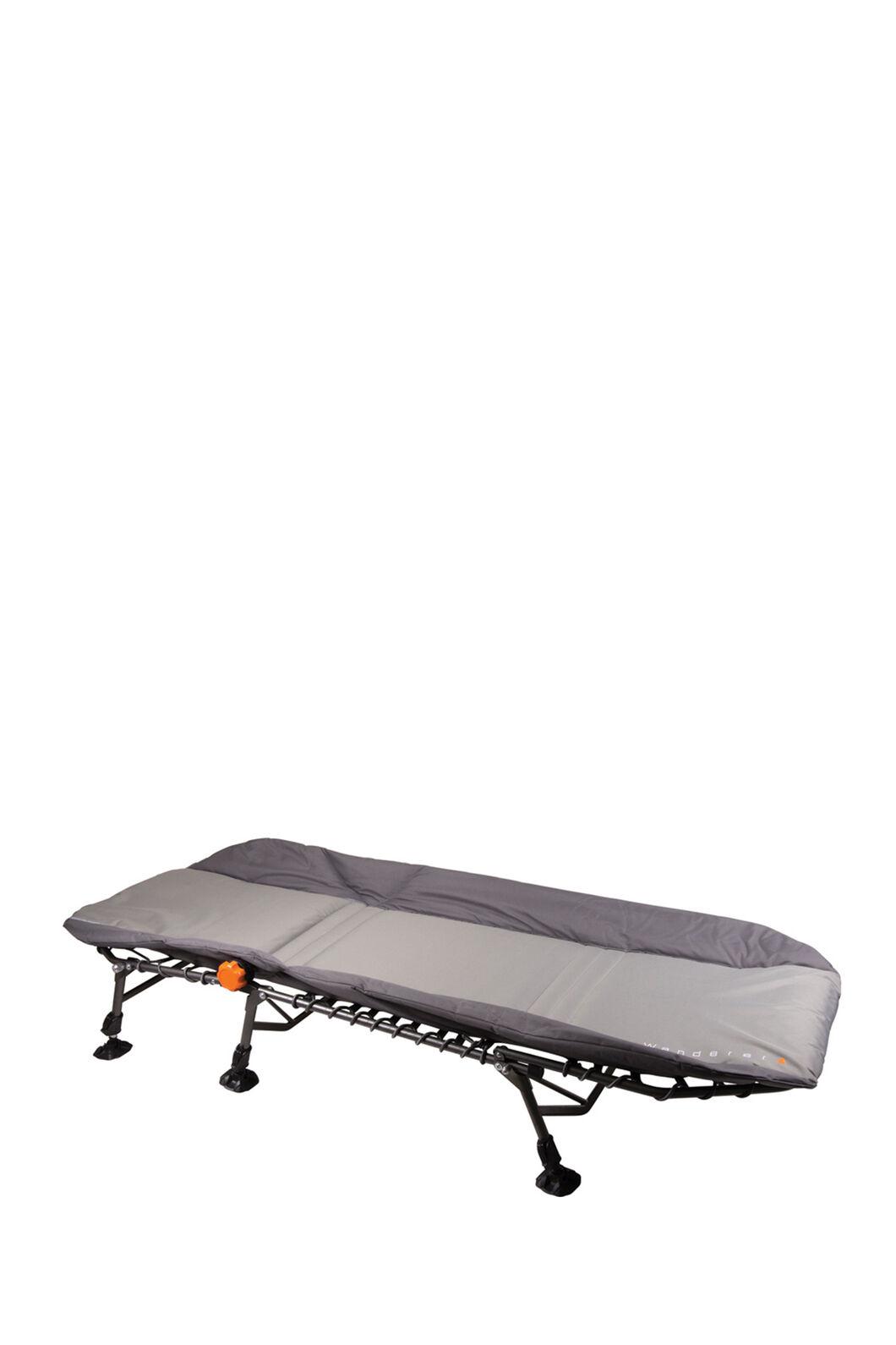 Wanderer Premium Ultra Comfort Folding Stretcher, None, hi-res