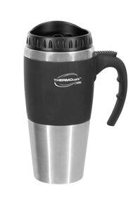 Thermos 450mL Thermocafe Travel Mug, Black, hi-res