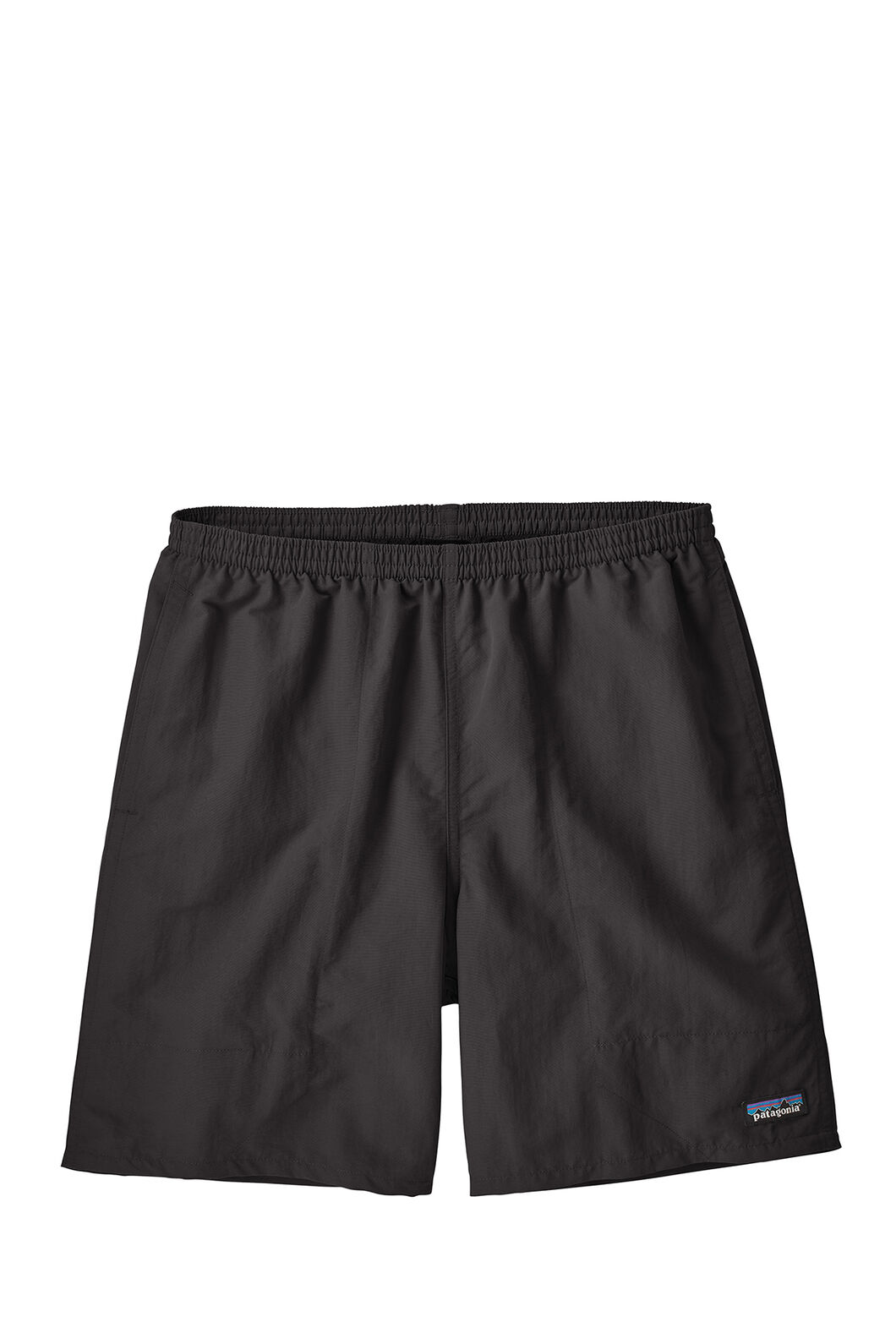"Patagonia Baggies Longs Short 7"" — Men's, Black, hi-res"