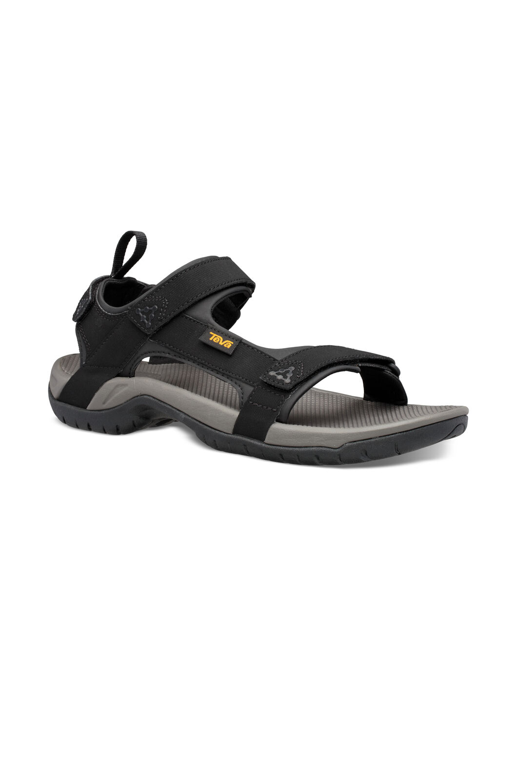 Teva Meacham Sandals — Men's, Black, hi-res
