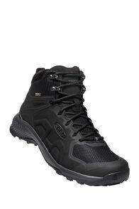 Keen Explore WP Hiking Boots - Men's, Black/Magnet, hi-res