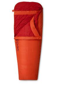 Macpac Large Roam 200 Synthetic Sleeping Bag, Burnt Ochre, hi-res