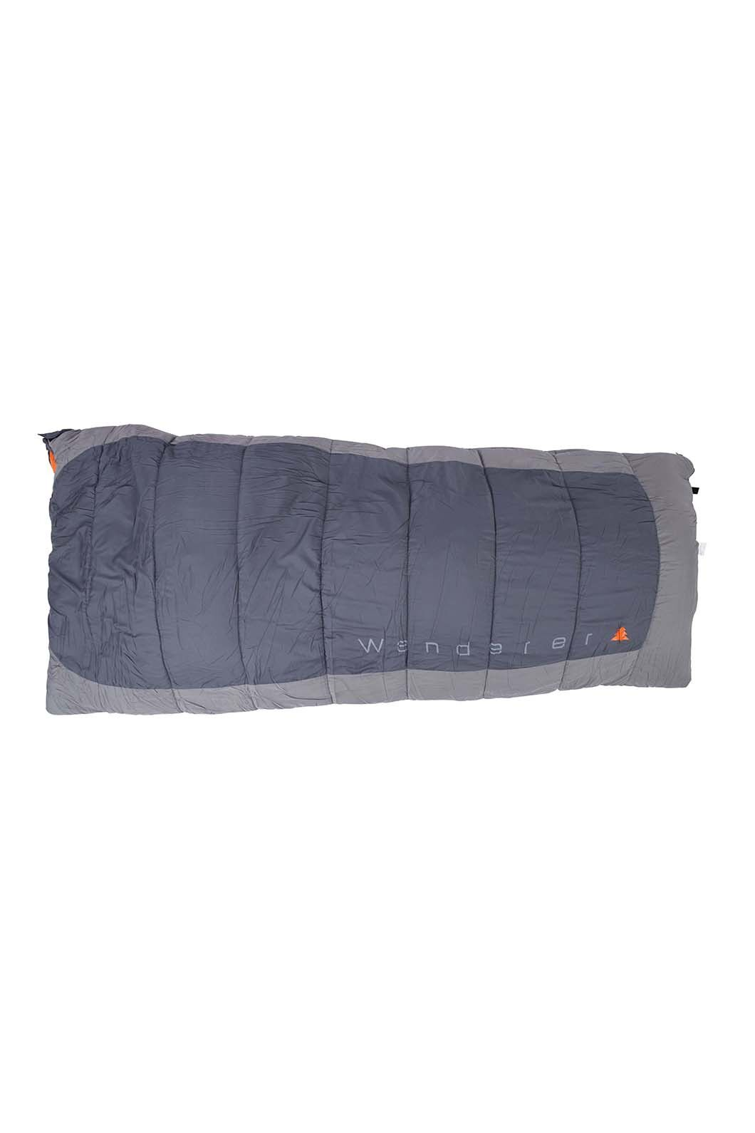 Wanderer FullFlame Camper Sleeping Bag, None, hi-res