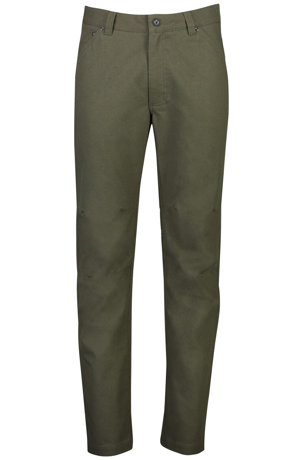 Macpac Navigator Pants - Men's, Peat, hi-res