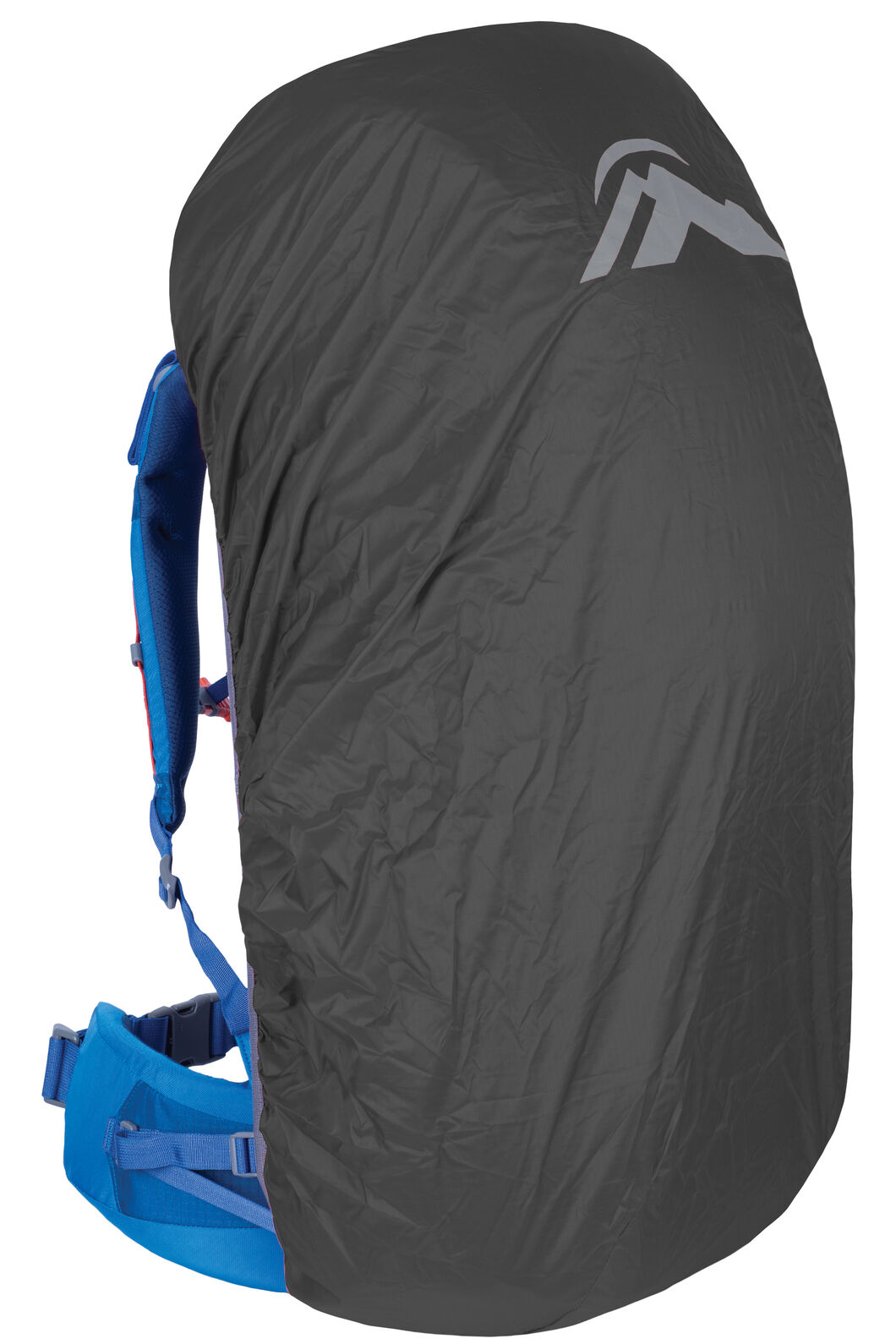 Macpac Pack Raincover Large, Charcoal, hi-res