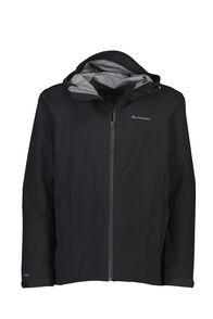 Macpac Dispatch Rain Jacket - Men's, Black, hi-res