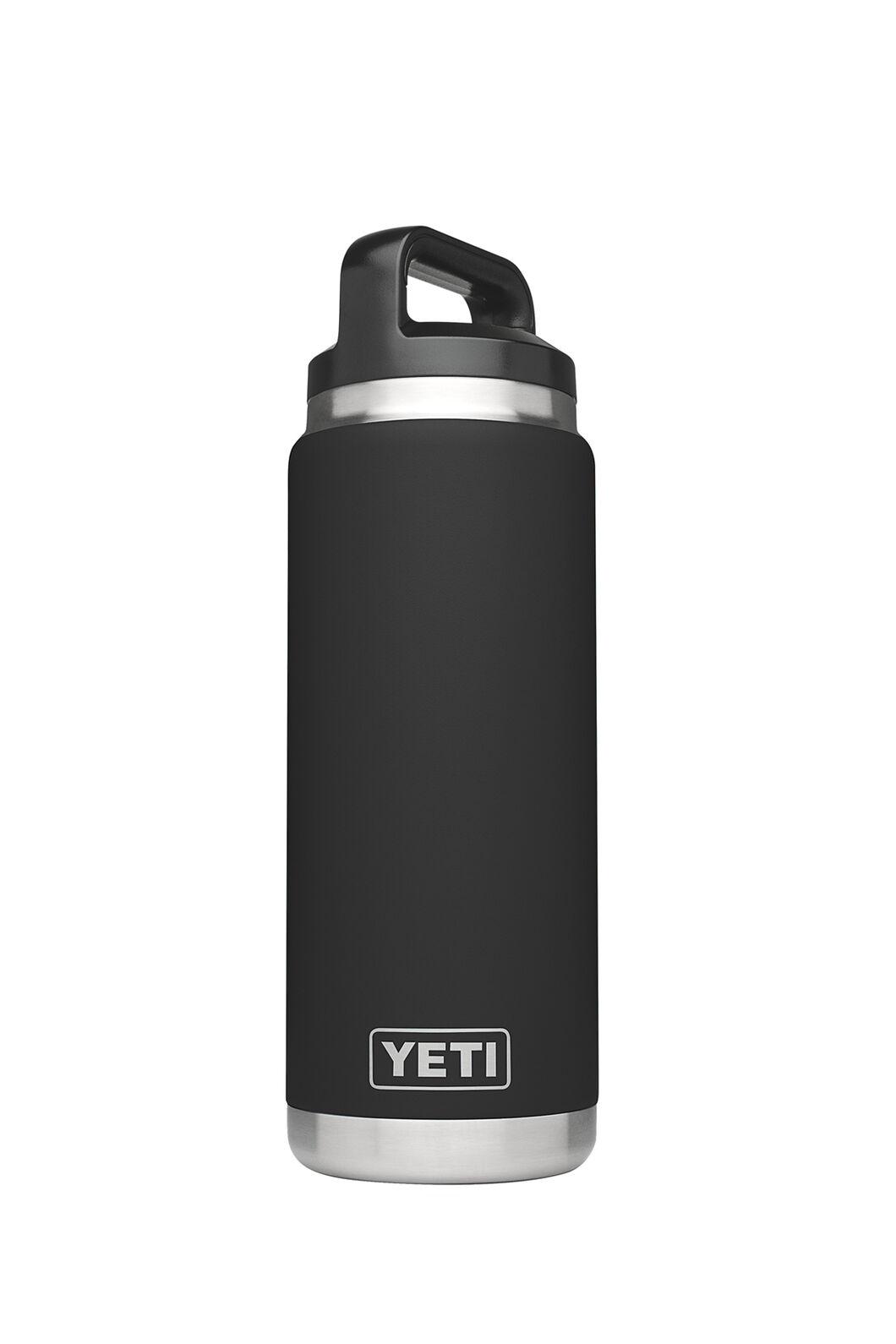 Yeti Rambler 26oz Bottle, Black, hi-res