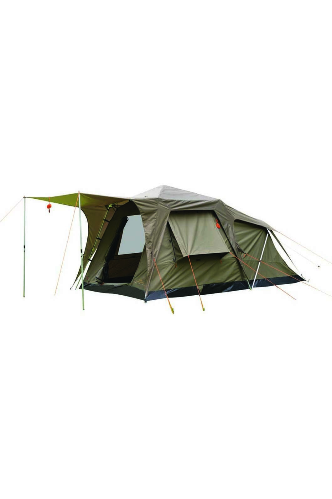 Wanderer Tourer Extreme 430 7 Person Touring Tent, None, hi-res