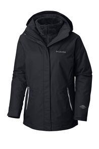 Columbia Bugaboo™ II Fleece Interchange Jacket — Women's, Black/White, hi-res